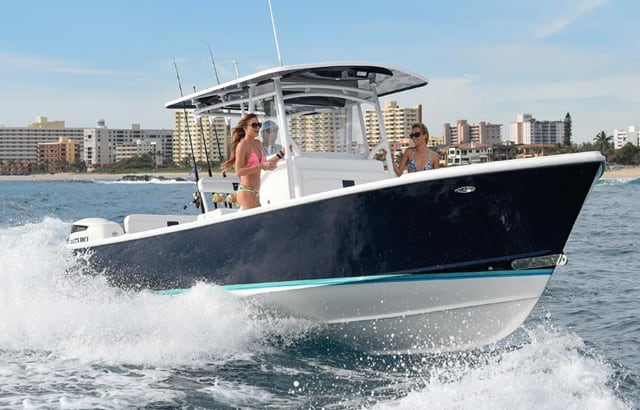 Center Console Boats | Albury Brothers Boats